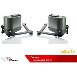 Somfy 1216499 Axovia MULTIPRO 3S RTS 24V (2 napędy, bez centrali)