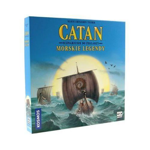 Pozostałe artykuły szkolne, Catan Morskie Legendy