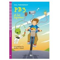 Książki do nauki języka, PB3 et les legumes A1 + CD (opr. miękka)