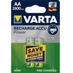 VARTA AA 2600 mAh (2 szt.) R2U - produkt w magazynie - szybka wysyłka!