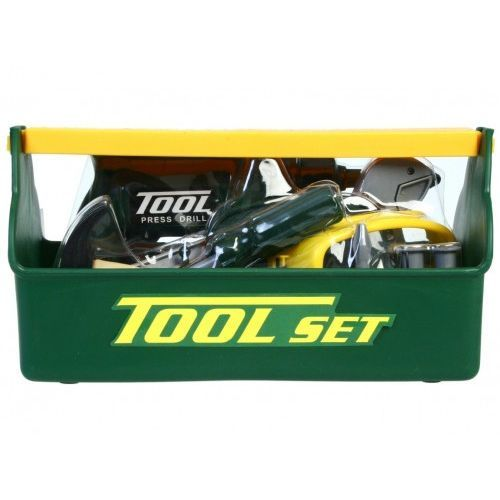 Skrzynki i walizki do majsterkowania, Skrzynka z narzędziami