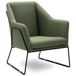 Fotel Holte zielony