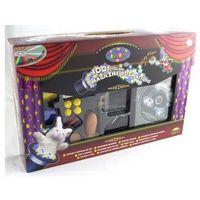 Pozostałe zabawki edukacyjne, Dromader Mały magik 100 sztuczek DVD