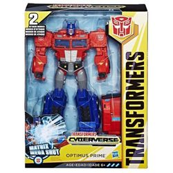 Figurka Transformers Cyberverse Ultimate Optimus Prime