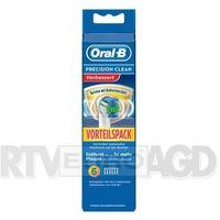 Końcówki do szczoteczek elektrycznych, Oral-B Precision Clean EB20-6 DE 6szt.