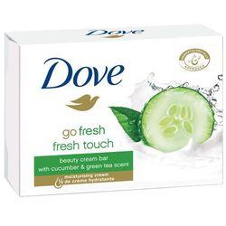 Dove Go Fresh Touch Cucumber & Green Tea Mydło w kostce 100g - Unilever OD 24,99zł DARMOWA DOSTAWA KIOSK RUCHU