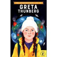 Książki do nauki języka, The Extraordinary Life of Greta Thunberg - książka