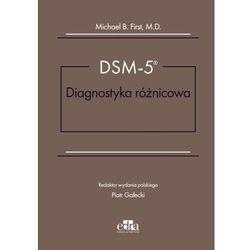 DSM-5 Diagnostyka różnicowa (opr. broszurowa)