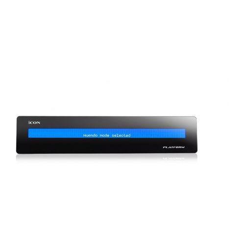 Pozostały sprzęt estradowy, ICON Platform D2 dedyowany wyświetlacz do Platform M / X / Nano Płacąc przelewem przesyłka gratis!