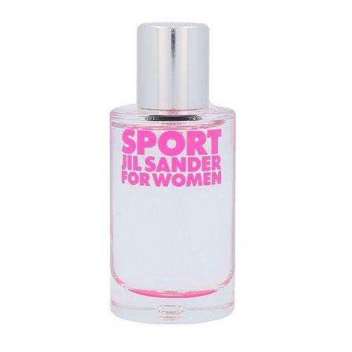 Wody toaletowe damskie, Jil Sander Sport Woman woda toaletowa 30 ml