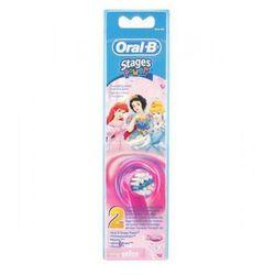 BRAUN Oral-B D2 KIDS GIRL EB 10-2 girl 2 szt