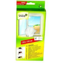 Moskitiera - siatka na owady Vaco 130 x 150 cm