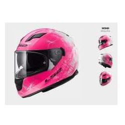 KASK LS2 FF320 STREAM WIND WHITE PINK