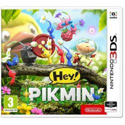Gra 3DS Hey! Pikmin