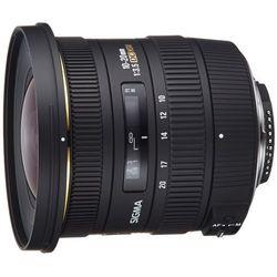 Obiektyw SIGMA Digital AF 10-20/3.5 EX DC HSM Nikon + DARMOWY TRANSPORT!