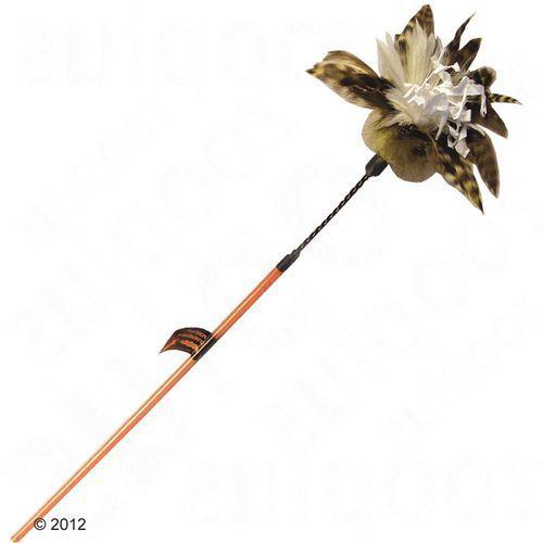 Pozostałe zabawki, Wędka dla kota Crinkle Dancer - 1 sztuka   -5% Rabat na pierwsze zamówienie   DARMOWA Dostawa od 99 zł