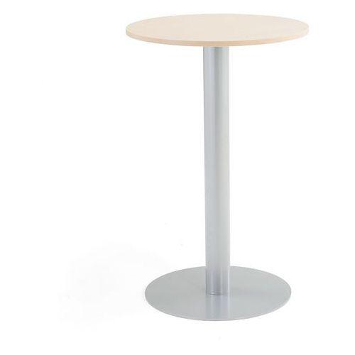 Meble do restauracji i kawiarni, Stół na filarze, Ø700x1100 mm, brzoza