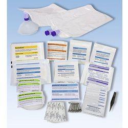 Materiał pierwszej pomocy wg DIN 13169,zestaw uzupełniający