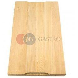 Deska drewniana 600x350x40 mm 344600