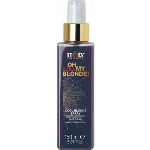 Inne kosmetyki do włosów, Itely Hairfashion OH MY BLONDE! COOL BLONDE SPRAY Spray do wychładzania koloru Cool Blonde