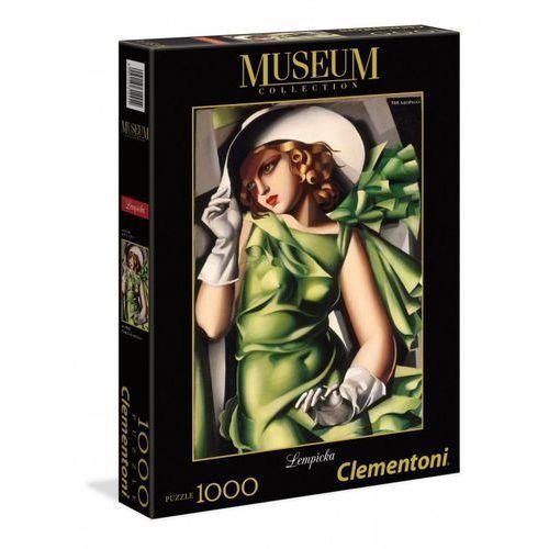 Puzzle, Puzzle 1000 elementów. Museum Modern Art - Lempicka