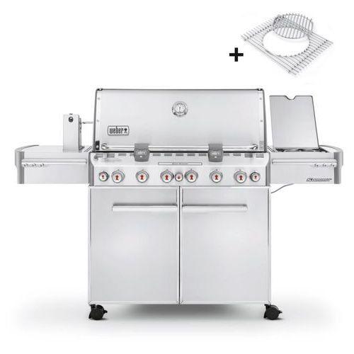 Grille, Summit S-670 GB grill gazowy Weber