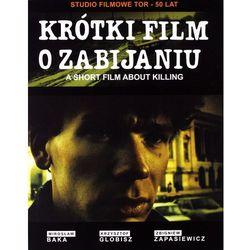 Krótki film o zabijaniu (DVD)