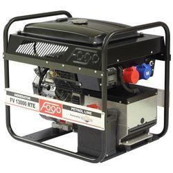 Agregat prądotwórczy Fogo FV 13000, Model - FV 13000 TE