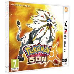 Gra NINTENDO 3DS Pokemon Sun + DARMOWY TRANSPORT!
