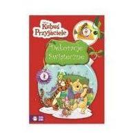Książki dla dzieci, Kubuś i przyjaciele dekoracje świąteczne (opr. broszurowa)