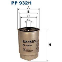 PP932/1 FILTR PALIWA FILTRON