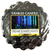 Świeczki, Wosk Zapachowy - Dreamy Summer Nights - 22g - Yankee Candle