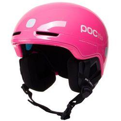 Kask narciarski POC - Pocito Obex Spin 10468 9085 Fluorescent Pink