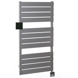 SANTINA grzejnik łazienkowy 550x1120mm stalowy, metaliczny antracyt 598W IR213