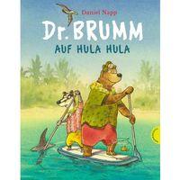Książki dla dzieci, Pan Brumm na Hula Hula - Daniel Napp (opr. twarda)