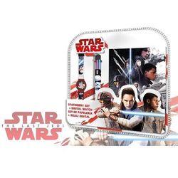 Zegarek na rękę, długopis i pamiętnik Star Wars