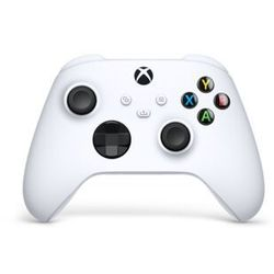 Kontroler bezprzewodowy MICROSOFT QAT-00002 Xbox Robot White