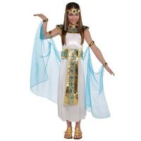 Przebrania dziecięce, Kostium Kleopatra dla dziewczynki - 5/7 lat (116)