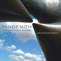 Hindemith: Complete Piano Sonatas - Wyprzedaż do 90%