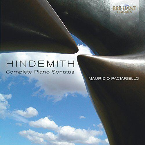 Dawna muzyka klasyczna, Hindemith: Complete Piano Sonatas - Wyprzedaż do 90%