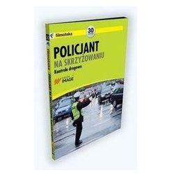 Policjant na skrzyżowaniu. Kontrola drogowa DVD