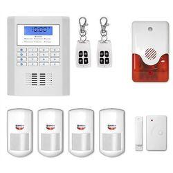bezprzewodowy system alarmowy PROTECTA R4 + syrena 105 dB - alarm bezprzewodowy PROTECTA R4 z syreną 105 dB