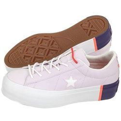 Platformy Converse One Star Platform OX 559902C Barely Grape/Rush Coral (CO327-a)
