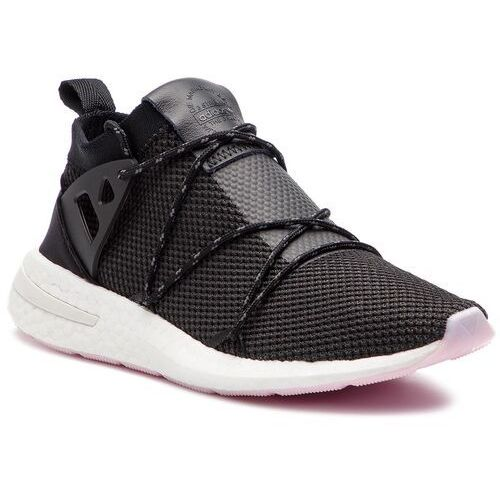 Damskie obuwie sportowe, Buty adidas - Arkyn Knit W CG6228 Cblack/Carbon/Clpink