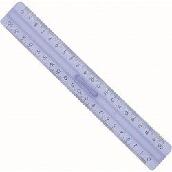 Linijka podwójna Pratel, długość 20 cm - Rabaty - Super Ceny - Autoryzowana dystrybucja - Szybka i tania dostawa