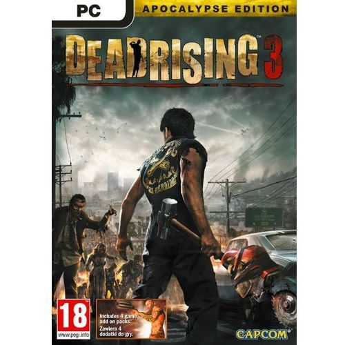 Gry na PC, Dead Rising 3 (PC)