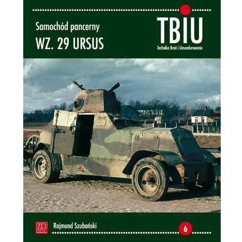 Biblioteka motoryzacji, Samochód pancerny W. 29 URSUS (opr. miękka)