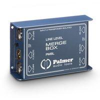 Pozostały sprzęt estradowy, Palmer Pro PMBL 2-kanałowy sumator sygnału liniowego, pasywny Płacąc przelewem przesyłka gratis!