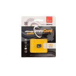 Karta MicroSD Imro 8GB (T0004028) Darmowy odbiór w 21 miastach!