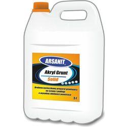Drobnocząsteczkowy preparat gruntujący ARSANIT AkrylGrunt Solid